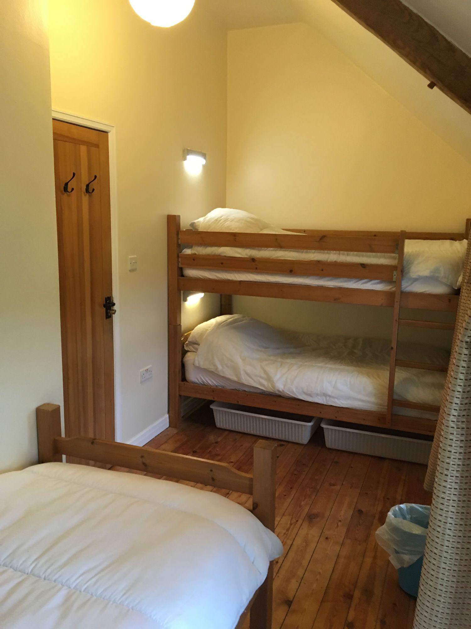 Hardingsdown Bunkhouse and The Chaffhouse The perfect base for all holidays in the Gower Peninsula.